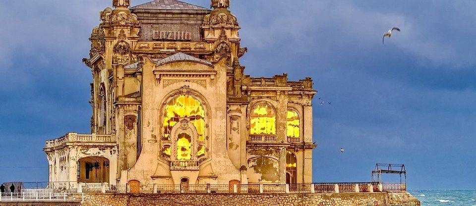 2v1: Rumunsko – k Černému moři s návštěvou Bukurešti z Prahy a Vídně
