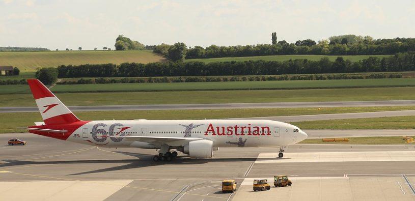 Zákaz letů do Vídně z vybraných destinací se ruší