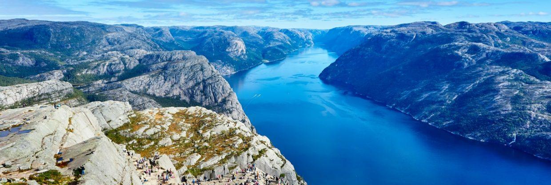 V létě do norského Stavangeru z Katowic