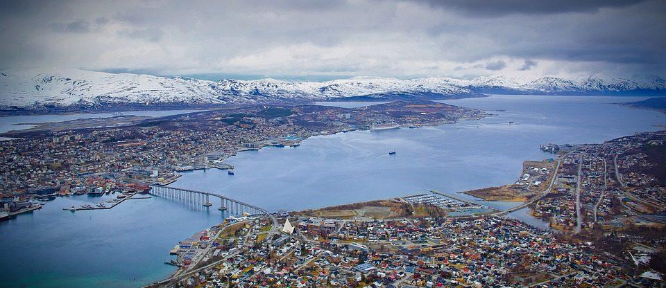 Norsko: Tromso z Krakova aneb levné letenky za polární kruh