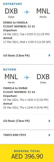 2v1: na Filipíny se zastávkou v Dubaji i Abú Dhabí z Budapešti