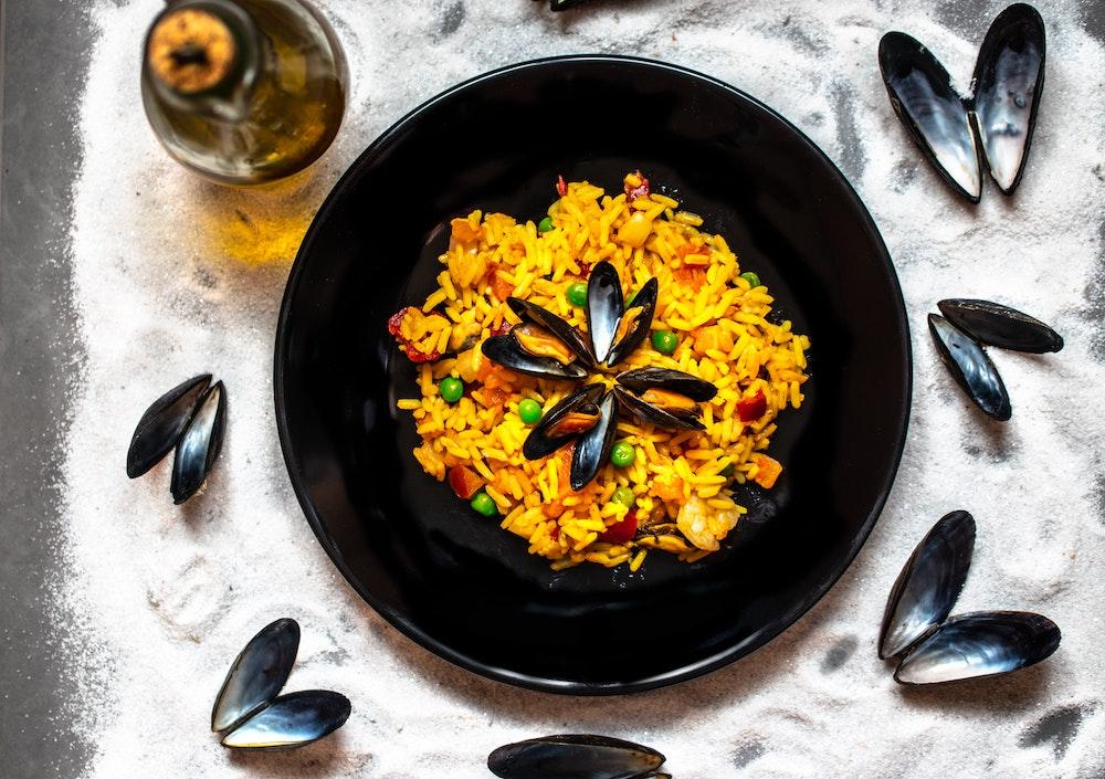 Španělská kuchyně a jídlo
