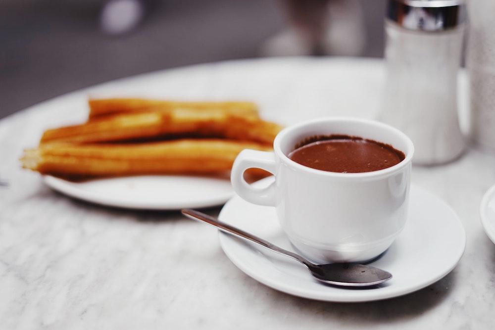 Jídlo a pití ve Španělsku