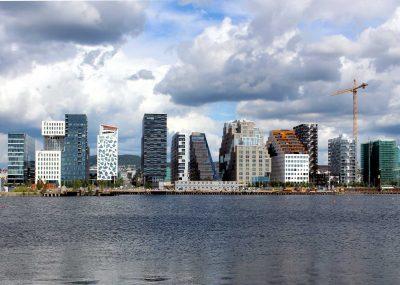Cestování do Norska se uvolňuje - letenky z Vídně do Osla