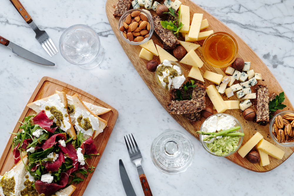 Jídlo a pití ve Francii