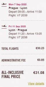 Lyon i na prodloužené víkendy z Prahy