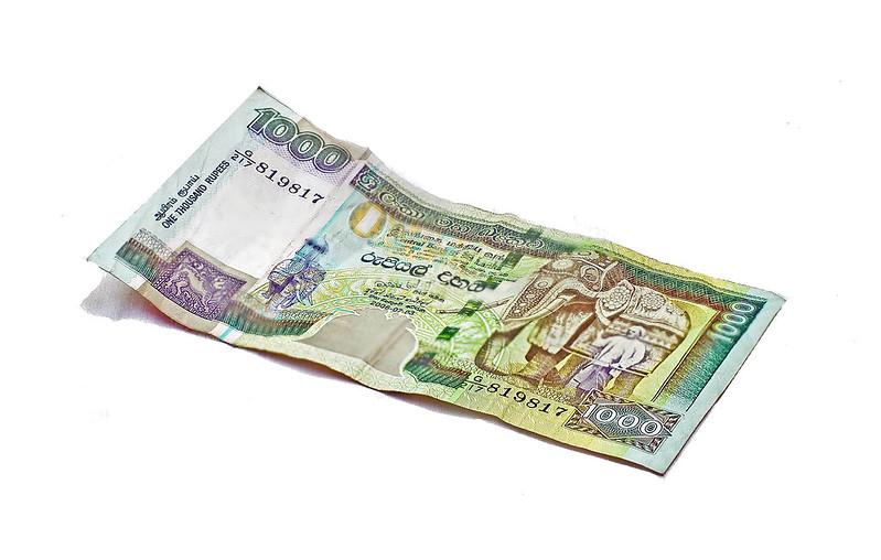 Měna a ceny na Srí Lance