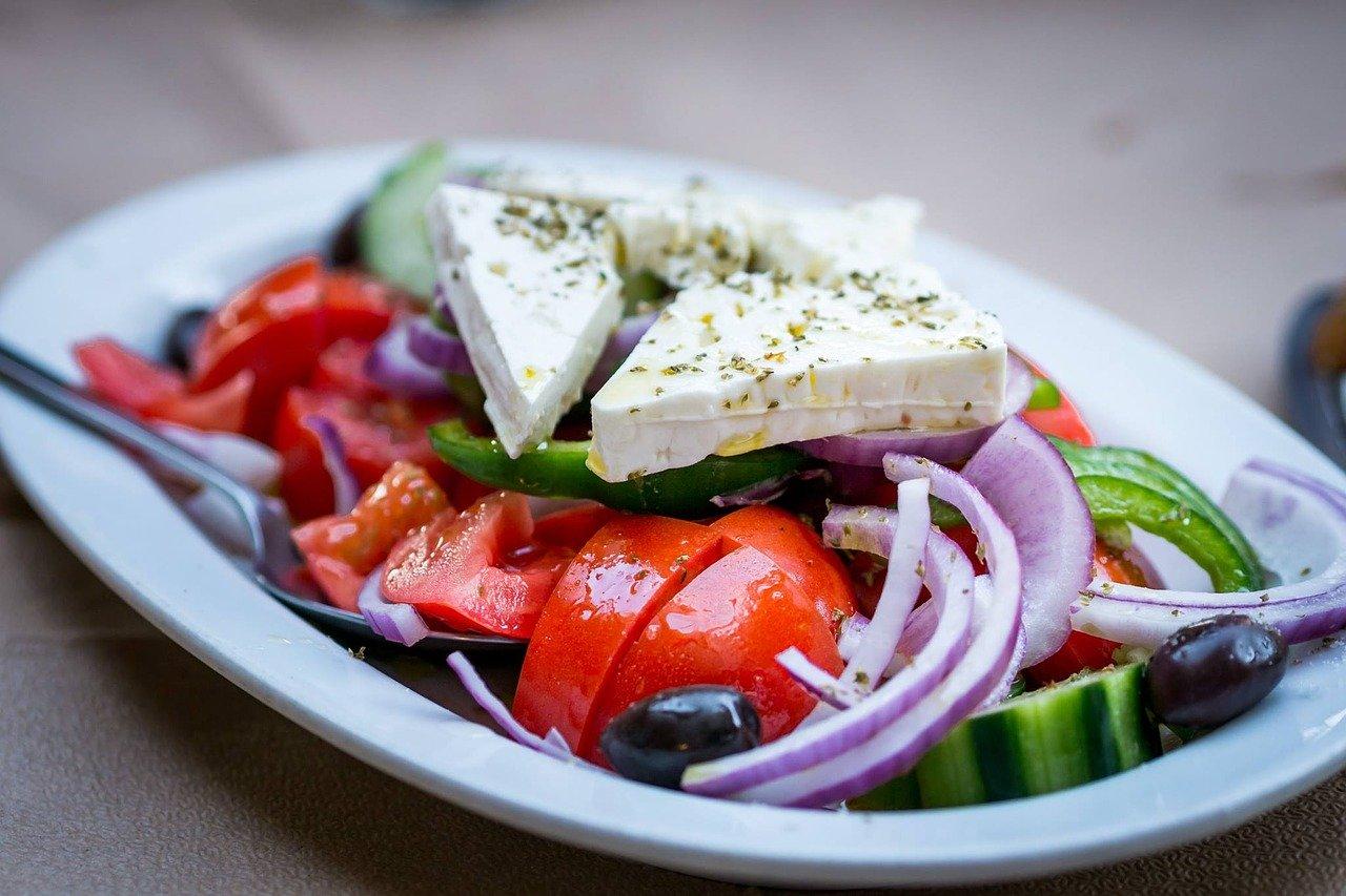 Jídlo a pití v Řecku