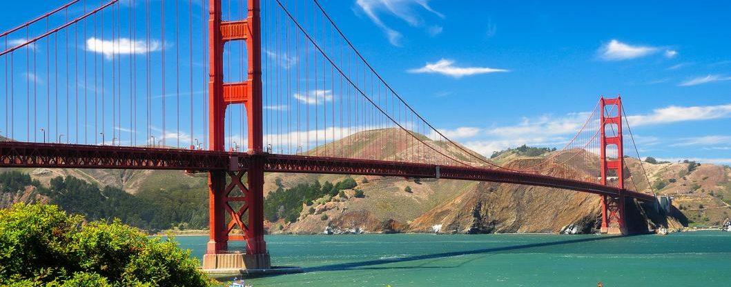 USA: z Prahy do San Francisca o letních prázdninách 2021
