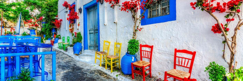 Gulliverovy cesty: Řecký ostrov Kos