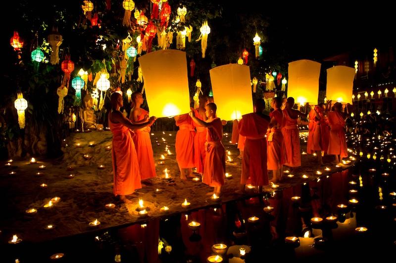 Kultura a zvyky v Thajsku