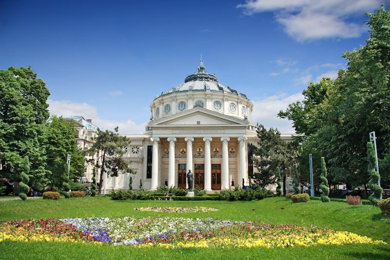 Gulliverovy cesty: Rumunsko