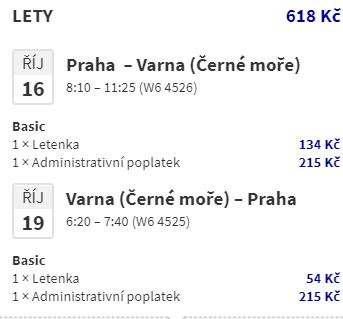 Odleť, dokud můžeš: říjnové letenky z Prahy