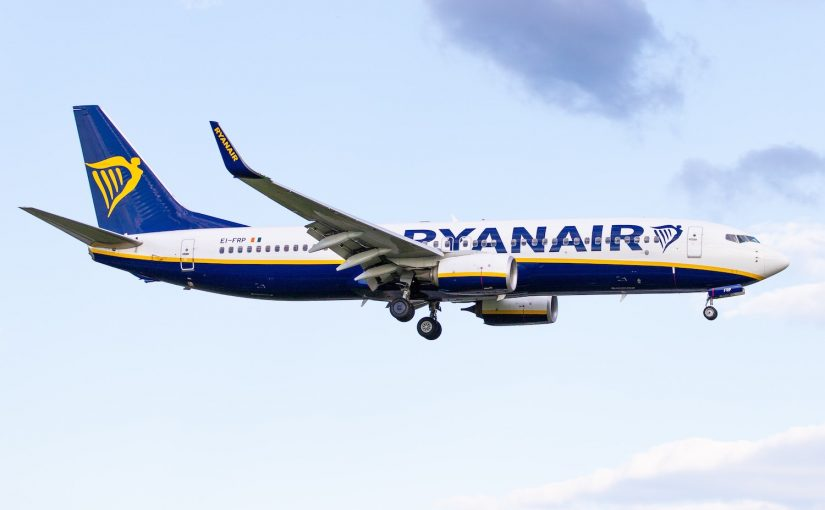 Ryanair kontakt