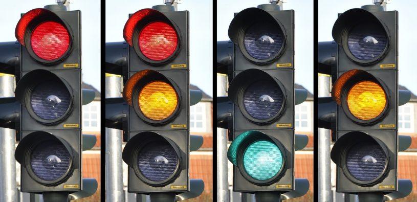 Cestovatelský semafor