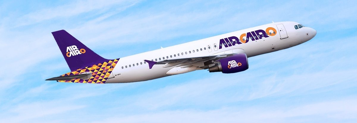 Air Cairo znovu navyšuje lety z Prahy do Egypta