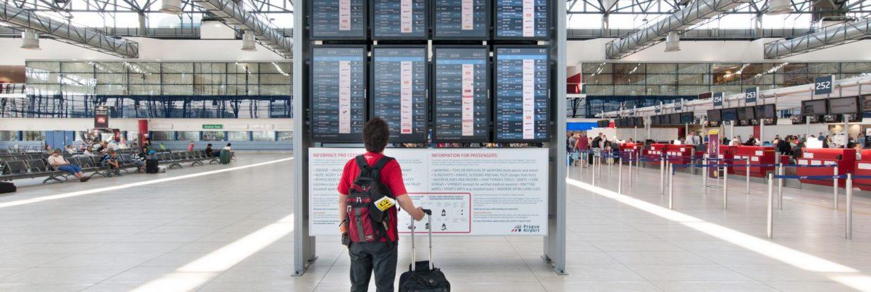 Letiště Praha – nejfrekventovanější destinace v říjnu 2020