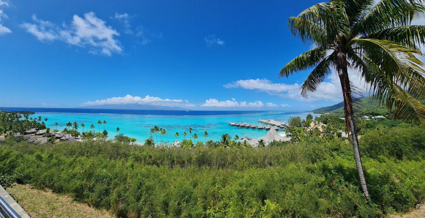 Francouzská Polynésie – 2. díl (ostrov Moorea)