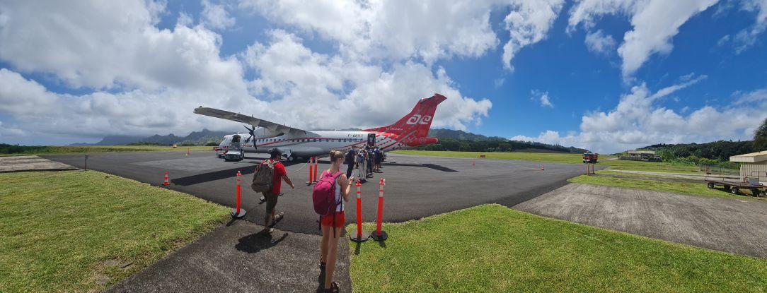 Francouzská Polynésie – 4. díl (Bora Bora)