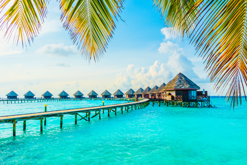 Kam letos na dovolenou? Na Maledivy!