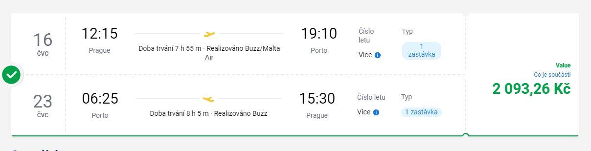 Portugalsko: z Prahy do Porta nejen o letních prázdninách