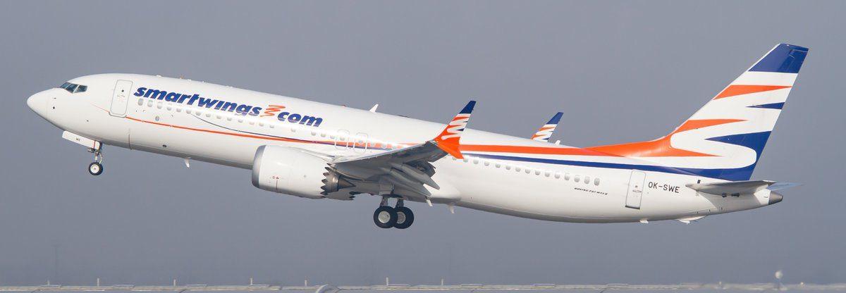 Smartwings vrací na oblohu Boeing 737 MAX
