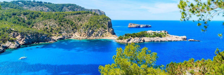 Říjnové letenky z Vídně za španělský ostrov Ibiza