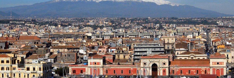 Nová linka z Prahy na Sicílii: prázdninová Catania