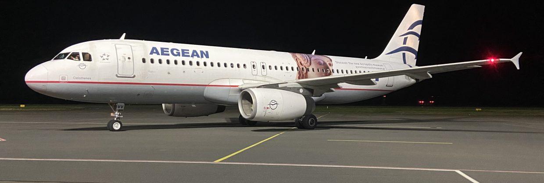 Aegean Airlines začal létat z Brna a Ostravy do řecké Soluně