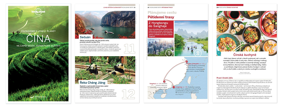 Lonely Planet: PROMO kód na cestovní průvodce