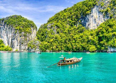 Thajsko: ostrov Phuket se již brzy otevře turistům