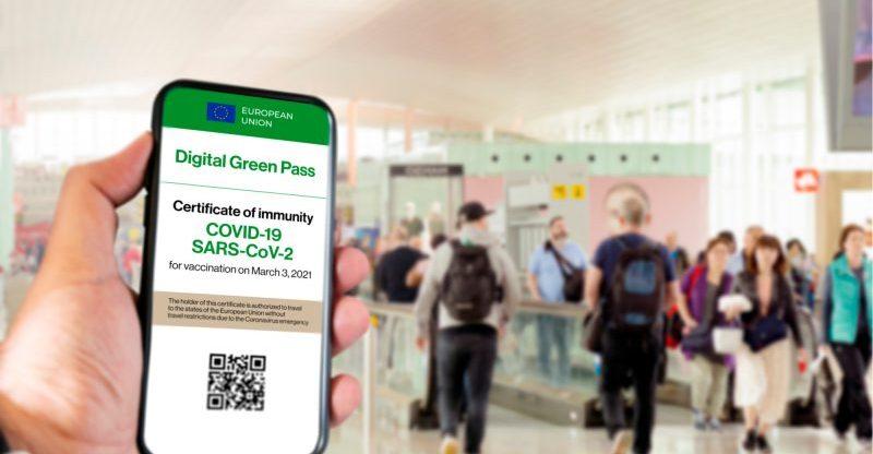 COVID pas EU aneb Digitální zelený certifikát