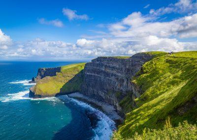 levné letenky do Irska