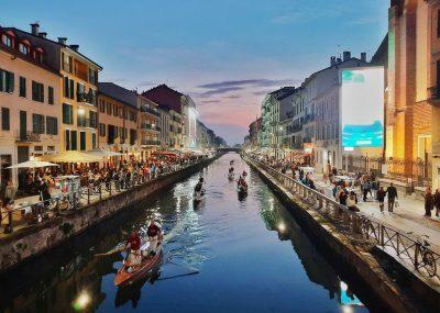 Prodloužený víkend v Miláně