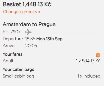 Z Prahy do Amsterdamu na prodloužené víkendy