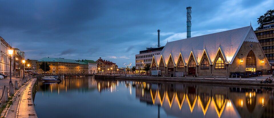 Švédsko: Göteborg z Prahy na prodloužený víkend