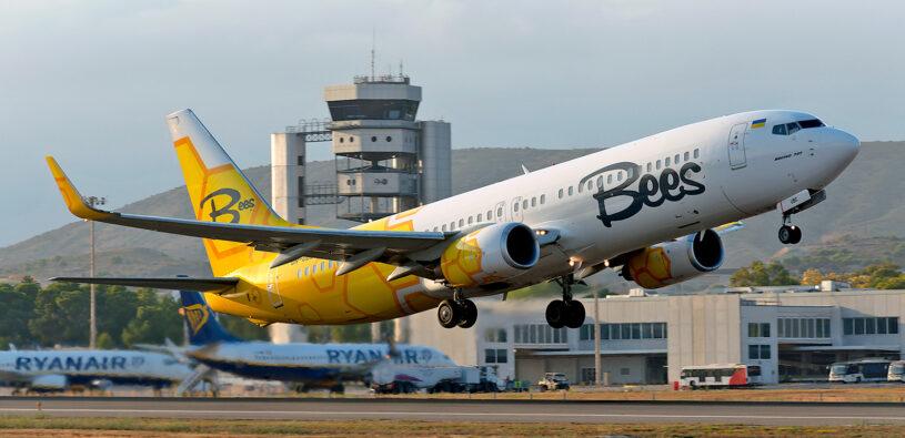Nová linka z Prahy na Ukrajinu: Bees Airlines budou létat do Oděsy