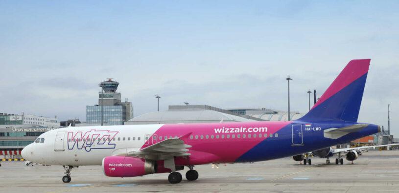 Wizz Air: nová linka z Prahy do Benátek