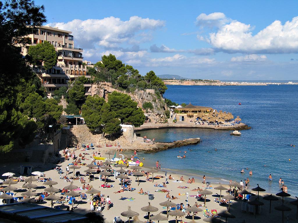 Mallorca – Ryanair – od 1 579 Kč