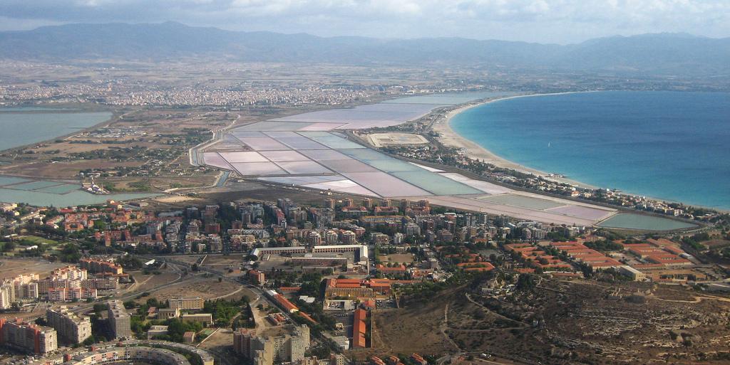 Cagliari – Sardinie – Ryanair – 1 207 Kč