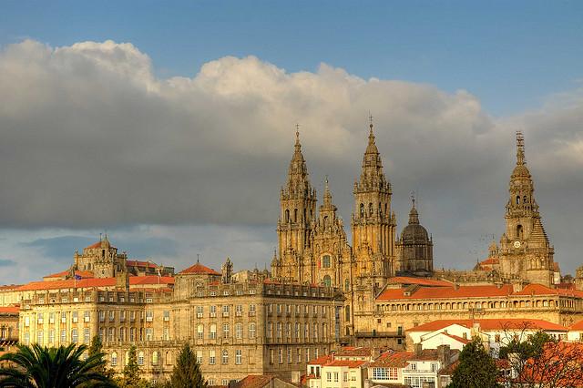 Španělsko – Santiago de Compostela v létě od 2457Kč!