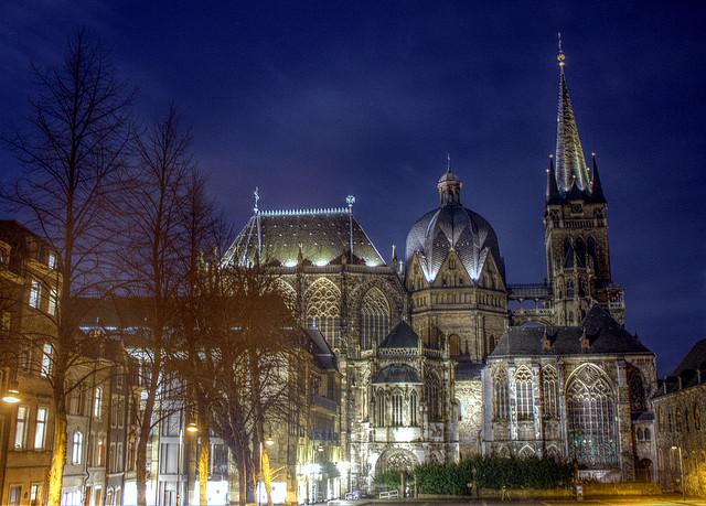 Maastricht / Cáchy – 514 Kč