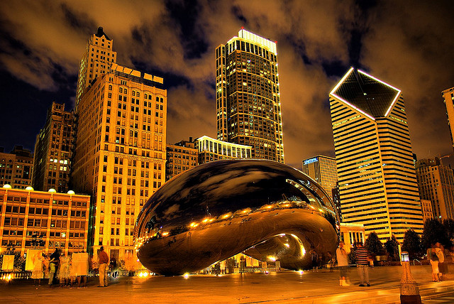 Chicago z Berlína za 8790 Kč