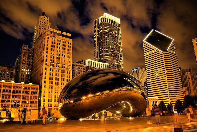 Chicago a Toronto – 8874 Kč
