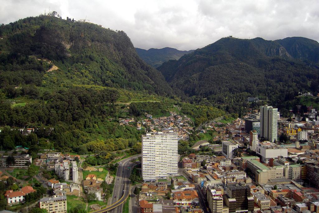 Bogota – Kolumbie – American Airlines – 12 210 Kč