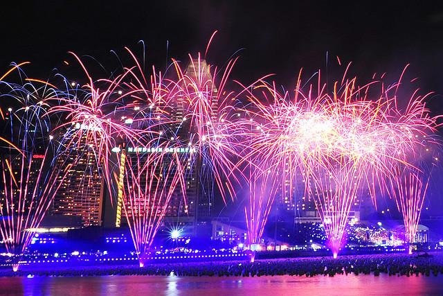Silvestr v Singapuru od 12160 Kč!