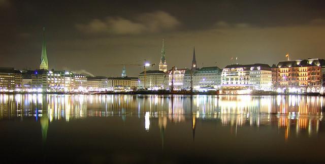 Hamburg z Prahy za 882Kč Kč!!