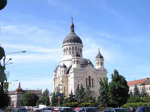 Cluj-Napoca – Tarom – 2 565 Kč