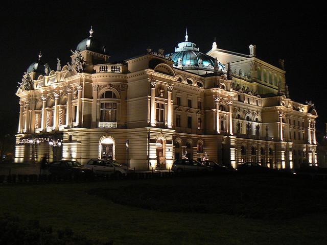 Krakow a Wroclaw najednou z Prahy 207 Kč