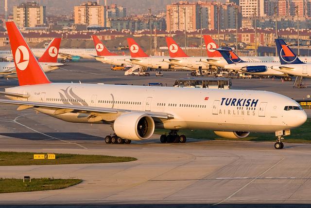 Letenky do celého světa s luxusními Turkish Airlines od 10822 Kč